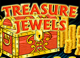 Игровой автомат Treasure Jewels онлайн (Корона)